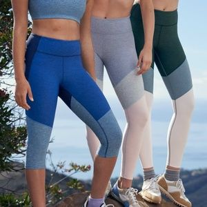 Outdoor Voices Pants - Outdoor Voices 7/8 Springs Leggings Hunter XS